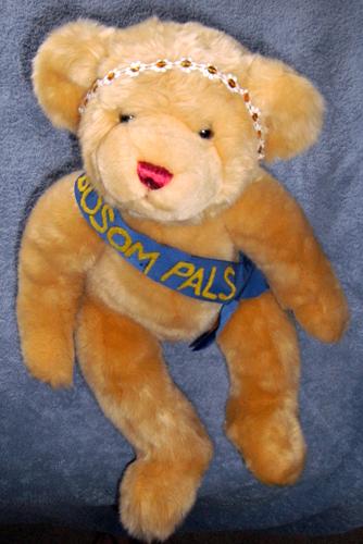 Bosom Pals Mascot, Brenda Marie