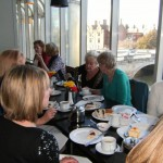 Cream Tea at the Park Hotel March 2015