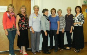 Bosom Pals Committee 2015-2016, Bedford, Breast Cancer Charity